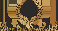 logo adwokat wyszkow